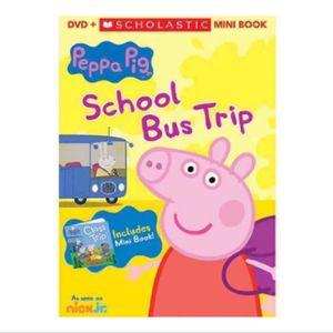 Peppa Pig DVD - School Bus Trip for Sale in Manalapan Township, NJ