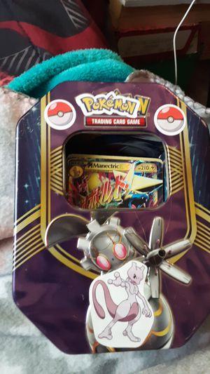 Pokemon TCG Tin. for Sale in Parkersburg, WV