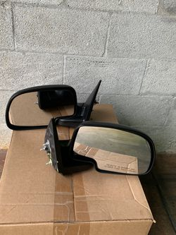 Mirrors for Silverado/Sierra 99-06 Original GM for Sale in Miami Gardens,  FL