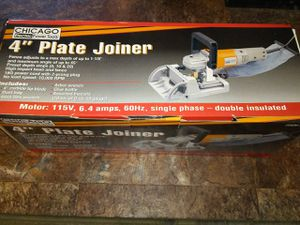 """4"""" plate joiner for Sale in Edgewood, WA"""