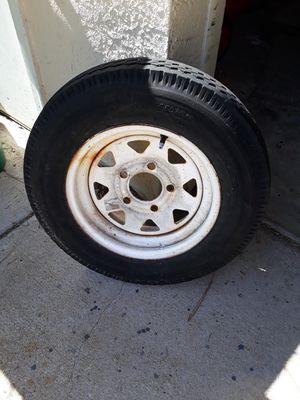 Trailer tire for Sale in Melbourne, FL