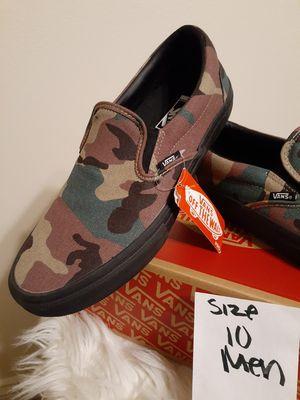 VAN'S SIZE 10 FOR MEN for Sale in Highland, CA