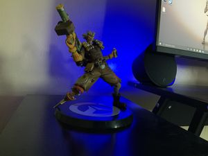 """Overwatch """"Junkrat"""" Collectible Statue for Sale in Maitland, FL"""