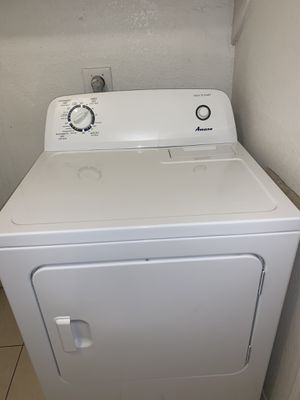 Amana Electric Dryer like new for Sale in Glendale, AZ