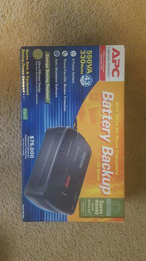 APC Battery Backup ESPN Series for Sale in Pfafftown, NC