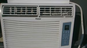HAIER AIR CONDITIONER SUPER COLD 10000 BTUS COOL MULTIPLE ROOMS READY TO USE DON'T SUFFER NO MORE I'LL BRING IT TO THE DOOR RIGHT NOW TODAY for Sale in Philadelphia, PA