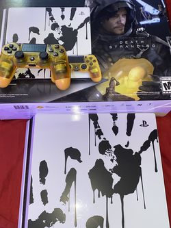 Limited Edition PS4 PRO (Death Stranding) for Sale in Ocala,  FL