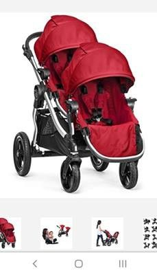 2014 City Select Double Stroller for Sale in Allentown, PA