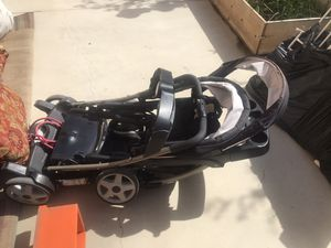 Cargo Double stroller for Sale in Corona, CA