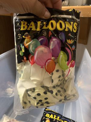 12 inch balloons for Sale in El Paso, TX
