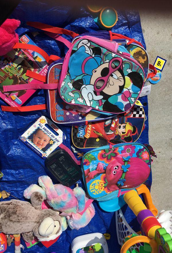 Backpacks!!!!