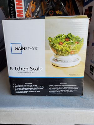 New kitchen scale for Sale in Riverside, CA