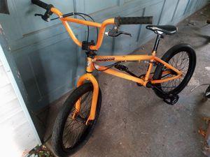"Mongoose Boy's 20"" Index 2.0 Orange Creamsicle BMX Bike for Sale in Tacoma, WA"