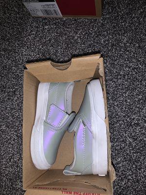 Vans shoes for Sale in ELK GROVE VILLAGE, IL