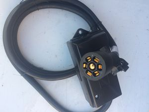 8' Pre Wired Trailer Harness + Plug + Junction Box - 51 ave / Thunderbird for Sale in Glendale, AZ