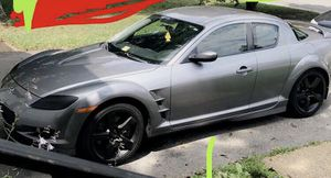 2005 Mazda Rx8 (New Engine, Doesn't Run) for Sale in Chester, VA