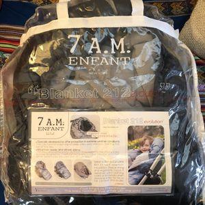 7am Enfant 212 Evolution Blanket for Sale in Queens, NY