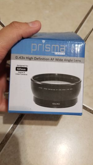 Wide Angle Lens for Sale in Hialeah, FL