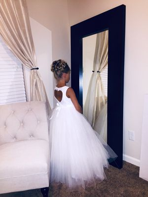 David's bridal flower girl dress for Sale in Vancouver, WA