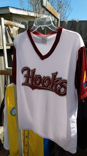C.C. Hooks Baseball Jersey for Sale in CORP CHRISTI, TX