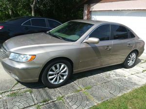 Hyundai Azera 2006 Limited Edition 106 k for Sale in Orlando, FL