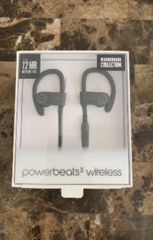 Beats Wireless In-Ear Headphones - Black for Sale in Houston, TX