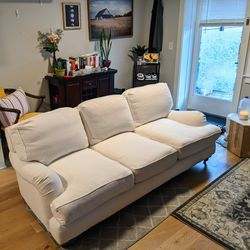 High End Sofa - RH for Sale in Seattle, WA