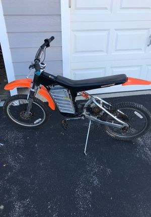 Electric dirt bike bmx for Sale in Streamwood, IL