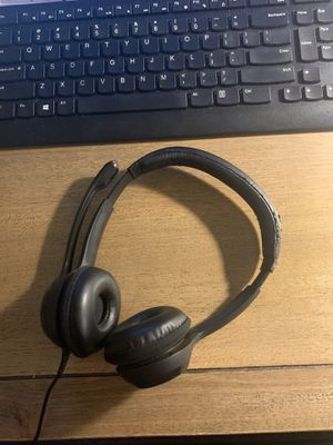 Logitech usb headset- Great for zoom for Sale in Oceanside, CA