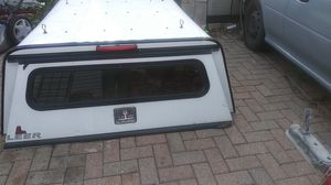 Leer camper shell for Sale in Addison, IL