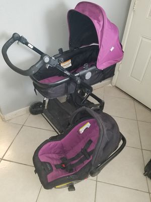 Urbini stroller with car seat for Sale in San Luis, AZ