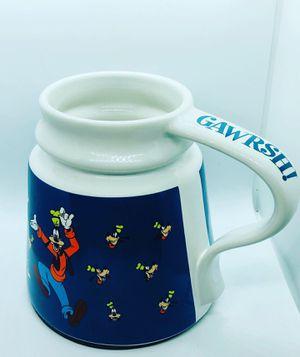 "Disney's Goofy ""Gawrsh"" 5x5in Collectible Mug for Sale in Cockeysville, MD"