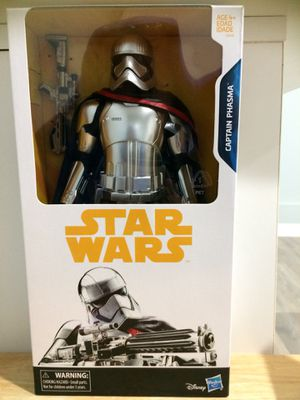 Disney Hasbro Star Wars Captain Phasma Toy Action Figure for Sale in Los Angeles, CA