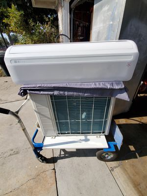 Mini split ac/ heating unit for Sale in Anaheim, CA