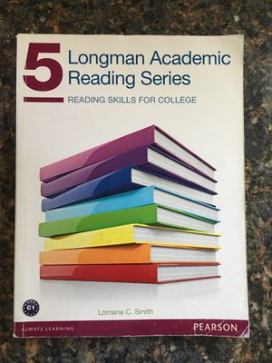 Longman Academic Reading Series 5e by Smith for Sale in Newport Beach, CA