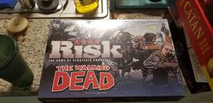 Risk - Walking Dead Board Game for Sale in Citrus Heights, CA