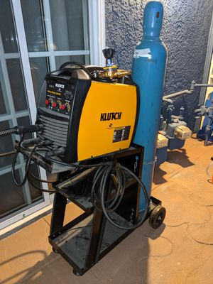 Klutch 220si multiprocess welder for Sale in San Marcos, CA