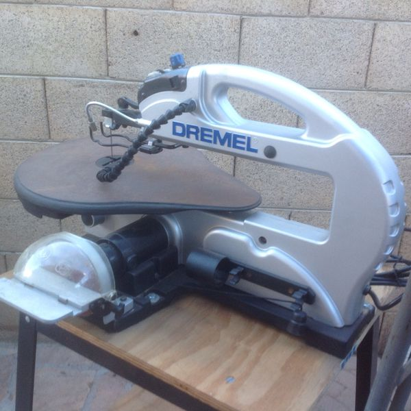 "Dremel 18"" Scroll Station Saw Model 1800 for Sale in ..."