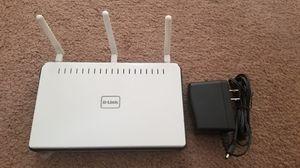 D-Link DIR-655 Wireless N 4-port Gigabit router for Sale in Berkeley, CA