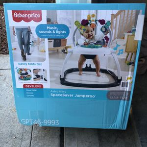 Fischer Price Space Saver Jumperoo for Sale in Charlotte, NC