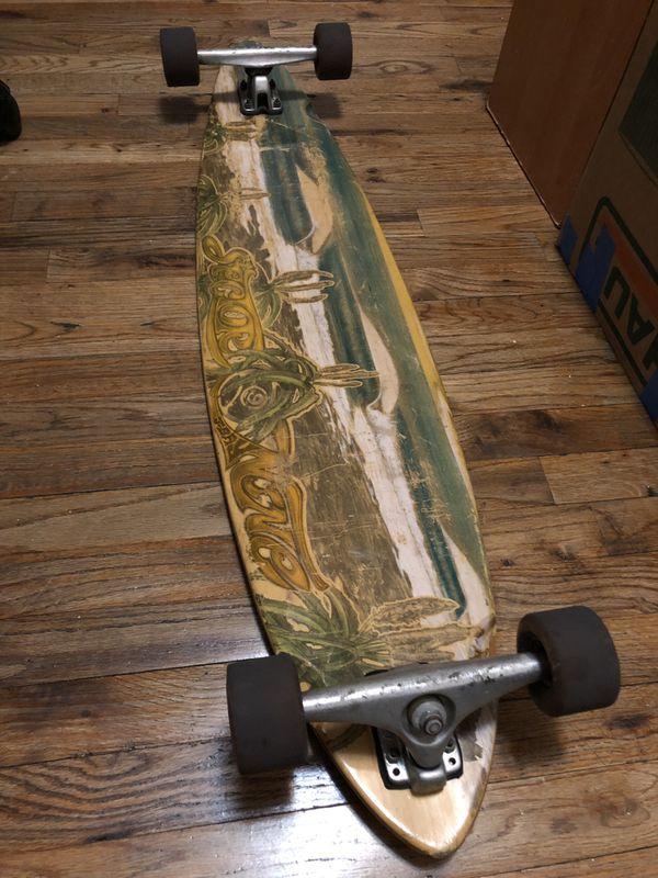Sector 9 long board Skateboard