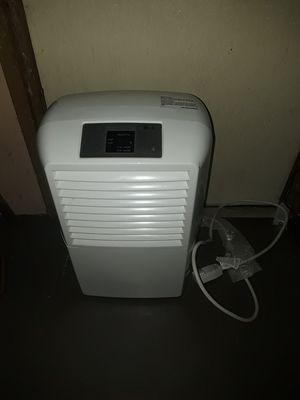 30 pint dehumidifier first come first serve for Sale in Camp Hill, PA
