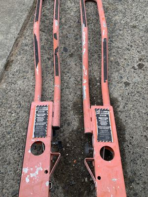 Safety ladder and extension system for Sale in Seattle, WA