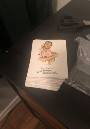 60+ 2008 Allen And Ginter Topps Baseball Cards for Sale in Keansburg, NJ