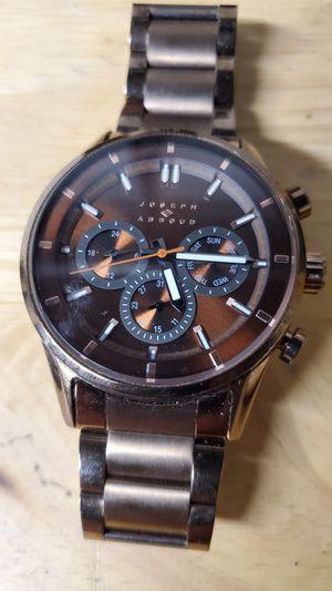 Joseph abboud watch for Sale in Orange, CA