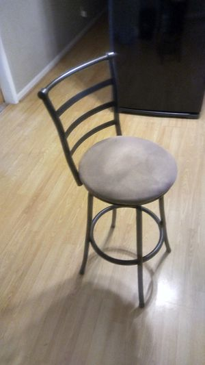 One-Barstool & Kitchen Floor Mat. Friday 21st. 8:pm. last Day! for Sale in Mount Holly, NC