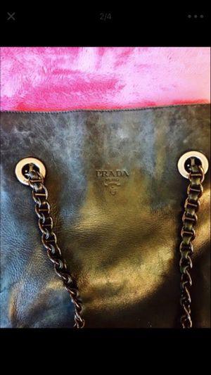 Designer leather Prada bag for Sale in Cherry Hill, NJ