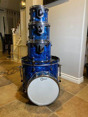 Gretsch Blackhawk drum kit for Sale in Jurupa Valley, CA