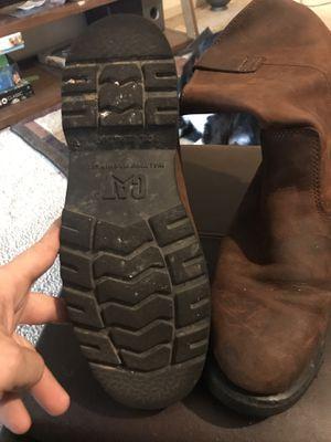 Caterpillar work boots for Sale in Murfreesboro, TN