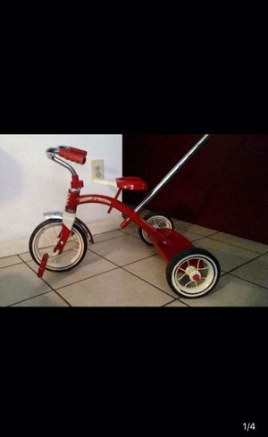 Red Radio Flyer Trike Tricycle for Sale in Houston, TX